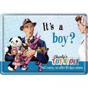 metallpostkarte-its-a-boy