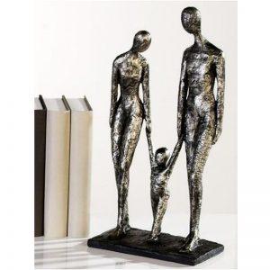 skulptur-familie