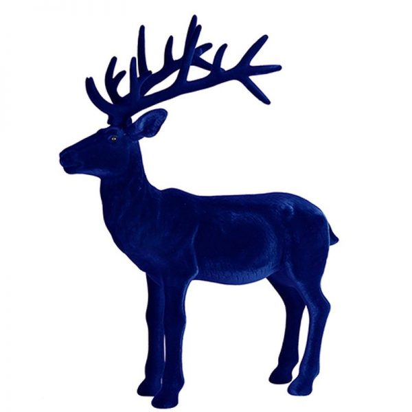 deko-hirsch-flocky-blau