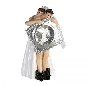 figur-brautpaar-hochzeitsnacht-kondom