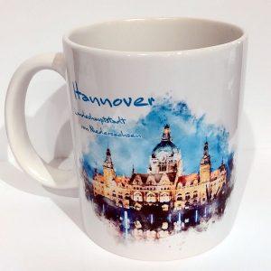 kaffeebecher-hannover-rathaus-aquarell-