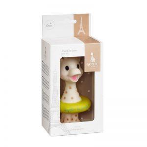 badespielzeug-sophie-la-girafe-gruen